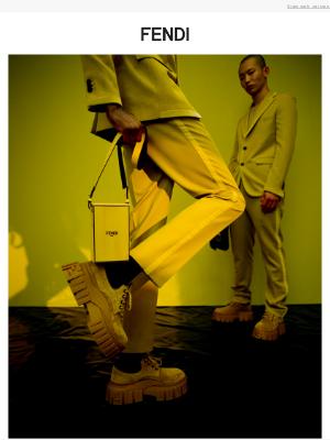 Fendi (UK) - The Latest in Men's Shoes
