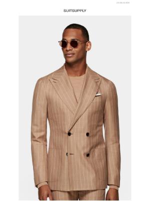 Meet the 4-Button Havana Suit