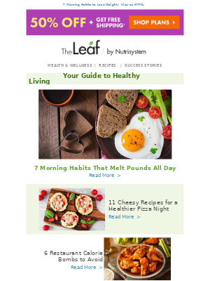 7 Morning Habits to Lose Weight