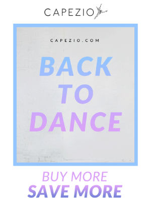 Capezio - BUY MORE, SAVE MORE STARTS NOW #BackToDance 💫
