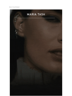 Venus by Maria Tash - New Arrivals: Dynamic Diamonds
