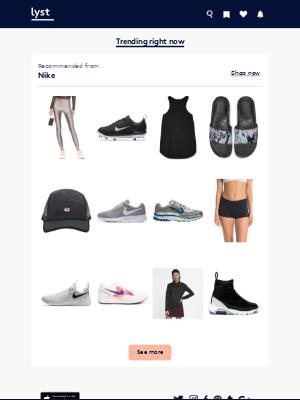 Trending from Nike