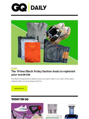 British GQ - The 19 best Black Friday fashion deals to replenish your wardrobe