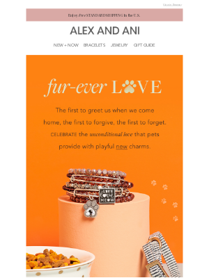 Alex and Ani - For the Pet Lover 💖🐾