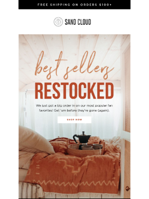 YES! Best Sellers Are Officially Restocked 🎉