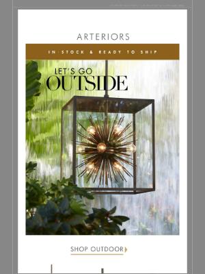 Illuminate your outdoor space