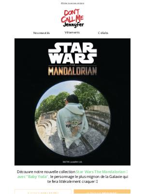 Jennyfer France - Star Wars The Mandalorian 🌌