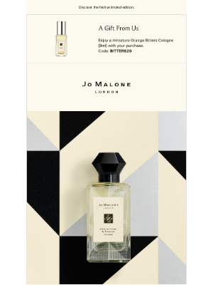 Jo Malone - English Pear & Freesia, redressed