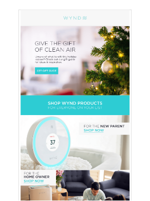 🎁Give the Gift of Clean Air 🎁