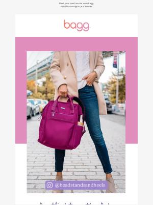 baggallini - spotlight on the soho backpack