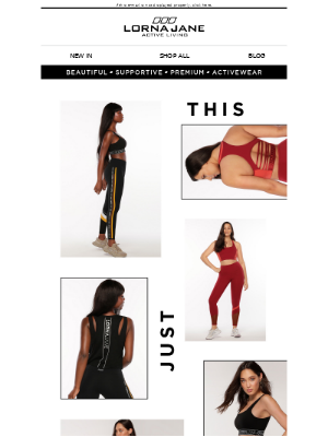 The Leggings You Wanted | Now 50% off