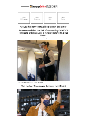 LuggageOnline - Find out why it's safe to take that flight!