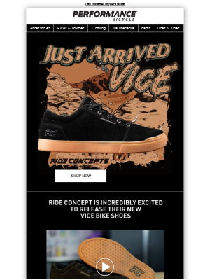 The New Vice Shoes From Ride Concepts Have Arrived 👟
