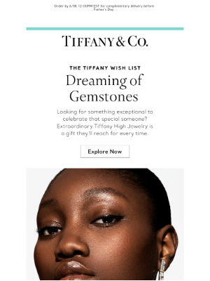 Tiffany & Co. - Dreamy Gemstones, Only from Tiffany
