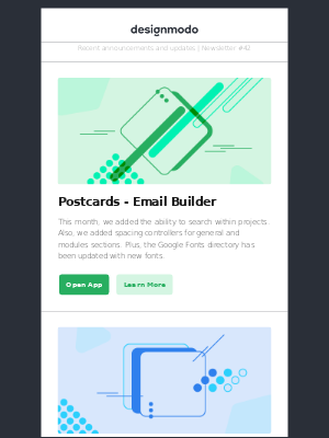 Designmodo - New Designmodo Features, Bootstrap 5 Alpha Announced, Outlook and Gmail for Email Marketing, Chrome and Firefox Developer Tools, Web Application Designs ✨