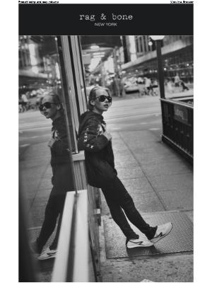 rag & bone - The Downtown Look