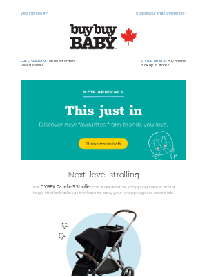 buybuy BABY - Check out great new products you'll love! ❤️