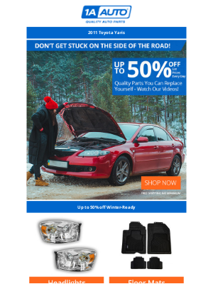 Moosejaw - Before the Playoffs  -  Save on Parts to Fix Your Yaris