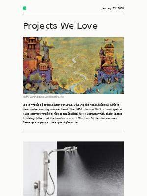 Projects We Love: Nebia's newest water-saving showerhead 💧