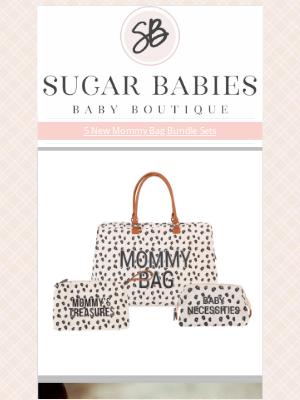 Sugar Babies - 😍 New Mommy Bag Bundles + Hot New Arrivals!!