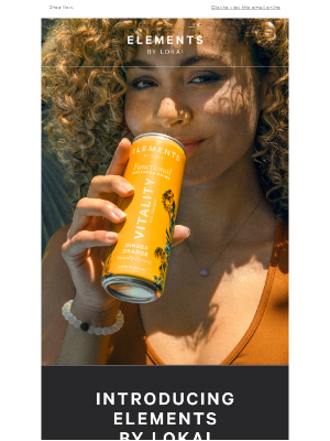 Lokai - Elements by Lokai: New Canned Drinks & Flavors
