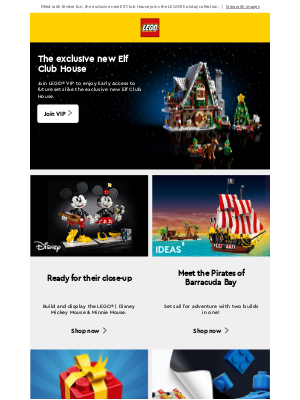 LEGO - Naughty or nice?