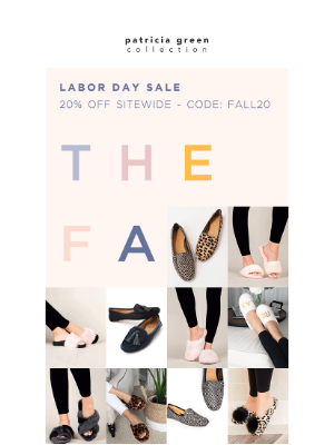 Simply Soles - Hurry! Last day to save