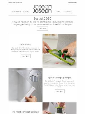 Joseph Joseph - Our top 2020 designs