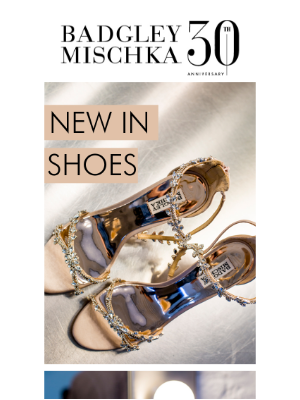 New shoes just for you!