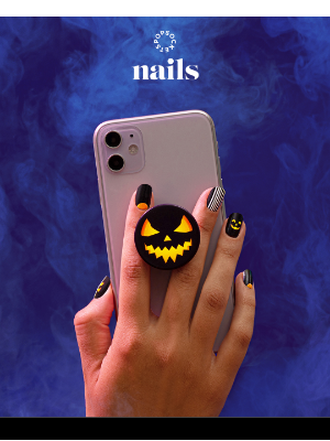 PopSockets - Halloween PopSockets Nails are here!