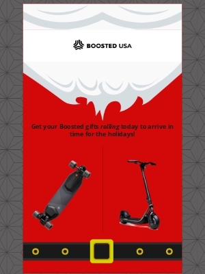 Boosted Boards - Boost your holiday spirt!