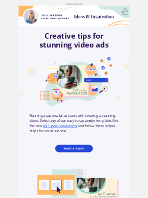 Animoto - Create your best ad yet with these tips