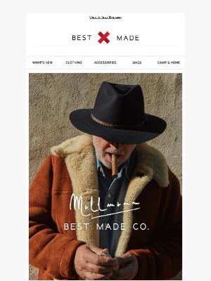 Mallmann's Best Made is Here