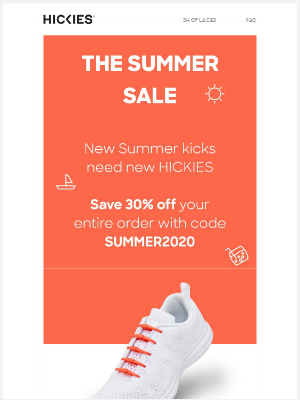 Don't miss out on our Summer Sale ☀️