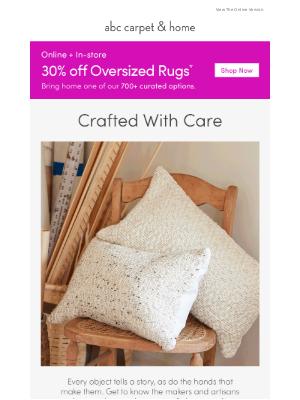 ABC Carpet & Home - discover the beauty of handmade