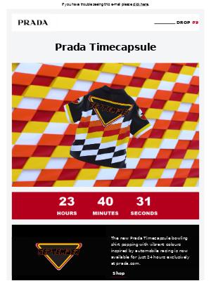 Prada - Prada Timecapsule Drop #9 - Live now