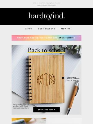 HardToFind AU - Back to school prep 🍎✏️