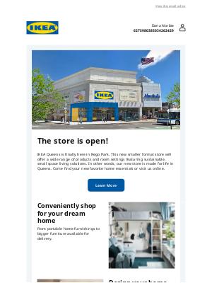 IKEA - IKEA Queens is open 🎉