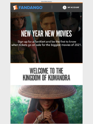 New Year, New Movies