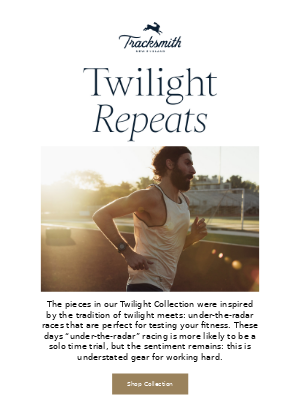 Work Hard in Twilight