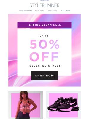 Stylerunner - Up To 50% Off 😍