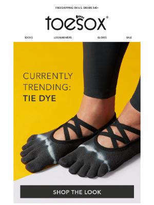 Beyond Yoga - Our Twist on Tie Dye...