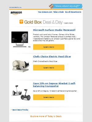 Microsoft Surface Studio (Renewed)