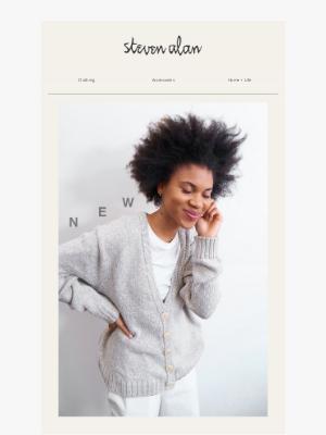 Steven Alan - NEW: M.PATMOS Sweaters
