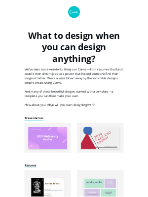 Canva - Amazing things that people do on Canva