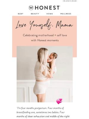 You're incredible, Mama