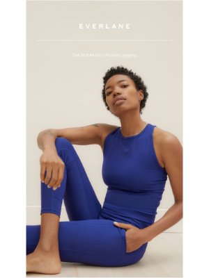 Everlane - A New Legging To Kick Off The Year