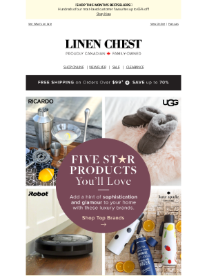 Linen Chest - ✔Delivered: Your FAVE BRANDS | Leave a Review, Win $100*