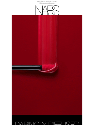NARS Cosmetics - The next generation of longwear lip color.