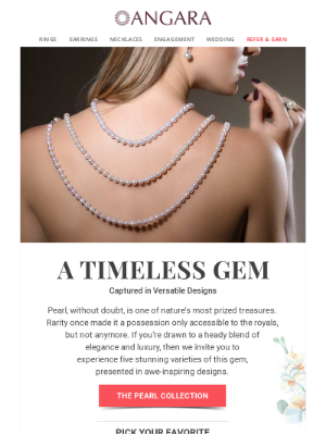Angara - Get Glamorous with Pearl Masterpieces